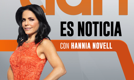 Es Noticia con Hannia Novell Rep