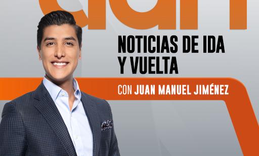 Noticias De Ida Y Vuelta Con Juan Manuel Jimenez