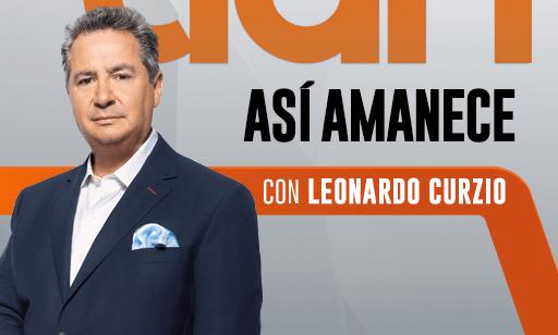 Así Amanece Con Leonardo Curzio